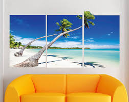 Wall Mural Decals Beach by Palm Tree Wall Mural Decal Palm Tree Wall Art Decals Large