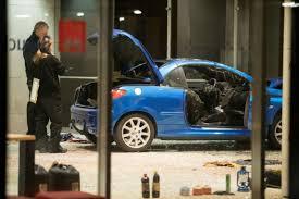sur si e voiture allemagne il fonce avec sa voiture contre le siège du spd libération