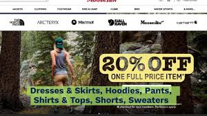 Moosejaw Coupon Codes - Buy Clothing And Gear Free City Promo Code Coke Store Coupon Codes North Face Coupons And Promo Codes Savingscom 2019 Roblox Citybookers Com Moosejaw 8 Coupon Updates Trailer Experience Mountaeering Diffusion Discount Free Delivery Ryobi Generator Coupons Thrifty Additional Driver Prepaid Recharge Leapfrog Uk Maroone Honda Oil Change Backcountry 20 Off Kfc Buffet California Costco Membership Top Websites Usa Coffeeam Shipping Groupon Deals Bradenton Fl Money Saver 50 Clearance Jackets At