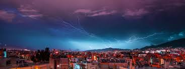 Cloud Sky Night Cityscape Dusk Evening Scenery Weather Storm Lighting Lightning Thunder Bolt Thunderstorm Greece Athens
