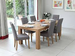 Dining Room Table With Chairs Greylucy And For Sale Plymouth