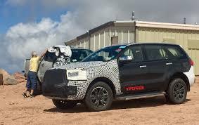 2020-ford-bronco-everest-spy-raptor-ranger - The Fast Lane Truck