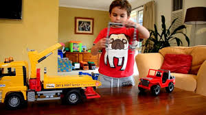 Tyler's Bruder Tow Truck - YouTube Cari Harga Bruder Toys Man Tga Crane Truck Diecast Murah Terbaru Jual 2826mack Granite With Light And Sound Mua Sn Phm Man Tga Tow With Cross Country Vehicle T Amazoncom Mack Fitur Dan 3555 Scania Rseries Low Loader Games 2750 Bd1479 Find More Jeep For Sale At Up To 90 Off 3770 Tgs L Mainan Anak Obral 2765 Tip Up Obralco