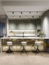 Kitchen Fancy Modern Kitchen Track Lighting Modern Kitchen Track
