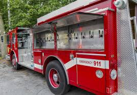 100 Fire Truck Red Thirst Emergency Call Toledos First And Only Beerserving
