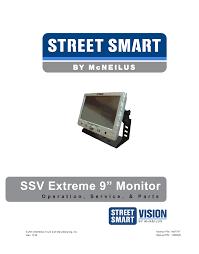 100 Mcneilus Truck And Manufacturing SSV Extreme 9 Monitor Manualzzcom