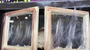 Buy Halloween Coffin Props by Animated Scary Window Halloween Prop At The Range Youtube