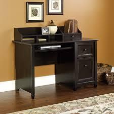 Small Black Computer Desk Walmart by Furniture Have An Enjoyable Computer Desk With Sauder Computer