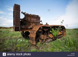 100 Russian Military Trucks Abandoned Military Vehicle On Matua Island Kuril Islands