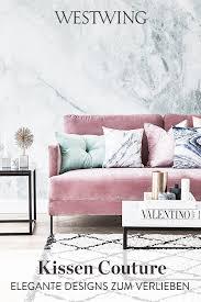 24 elegante kissen fürs wohnzimmer samt sofa