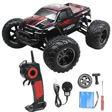 2.4GHz 1:12 Remote Controlled Cars RC Monster Truck Up 50MPH High ... Daymart Toys Remote Control Max Offroad Monster Truck Elevenia Original Muddy Road Heavy Duty Remote Control 4wd Triband Offroad Rock Crawler Rtr Buy Webby Controlled Green Best Choice Products 112 Scale 24ghz The In The Market 2017 Rc State Tamiya 110 Super Clod Buster Kit Towerhobbiescom Rechargeable Lithiumion Battery 96v 800mah For Vangold 59116 Trucks Toysrus Arrma 18 Nero 6s Blx Brushless Powerful 4x4 Drive