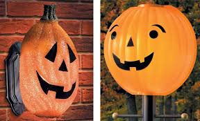 Halloween Pathway Lights Stakes by Halloween Party Ideas For Kids Outdoor Halloween Decor