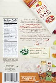 Hulled Pumpkin Seeds Calories by Amazon Com Enjoy Life Beach Bash Fruit U0026 Seed Mix 1 63 Oz 24