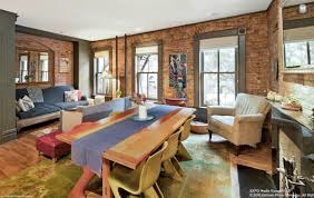 100 Homes For Sale In Greenwich Village This Coop With Exposed Brick And