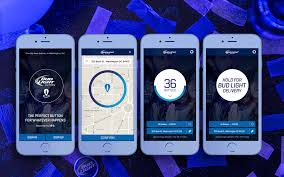 Bud Light Joins Beer Delivery Market with New App Tap Trail