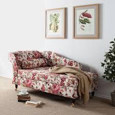 maison belfort recamiere colmar beige altrosa braun grün webstoff 166x80x77 landhaus