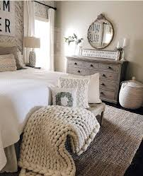 farmhouse stylebook on instagram cozy bedroom from brendt