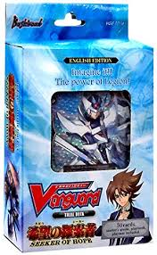 amazon com cardfight vanguard seeker of hope trial deck vge td14