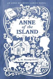 Anne Of The Island 9781442490048 Hr
