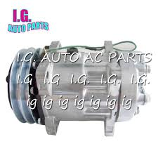 100 Ac Truck Parts SD7H15 AC Compressor For Car Volvo A25D Articulated 11412632