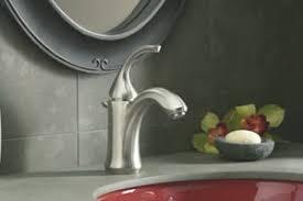 Kohler Bancroft Faucet Polished Nickel by Kohler Forte Kitchen U0026 Bathroom Faucets U0026 Accessories