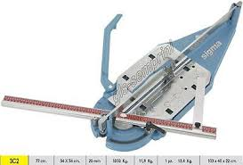 Kobalt Tile Cutter Instructions by Tile Cutter Machine Manual Professional Sigma 12d1 Cutting Lenght