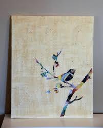 DIY Canvas Art Projects Tatertots Jello