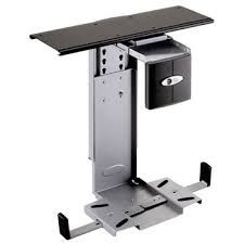 Desk Cpu Holder by Eastern Global Egcp 200 Cpu Holder Desk Mount With Anti