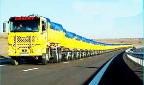 The Longest Trucks In The World - Bawza NewsPaper
