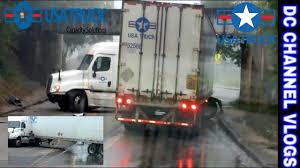 100 Usa Truck USA Driver FAILED UTURN AMAZING VLOG YouTube