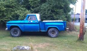 My Friends 64 GMC Pickup That We Will Be Working On This Summer ...