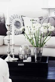 Flower Decoration For Living Room In
