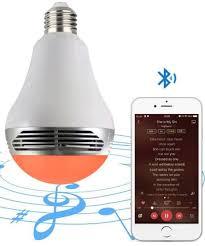 Reviews of the Best Bluetooth Light Bulb Speakers 2018 Nerd Techy