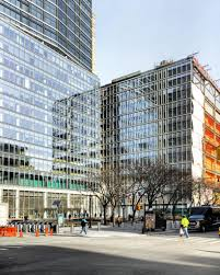 100 Greenwich Street Project Checking In On The Facade Renovation At 388390