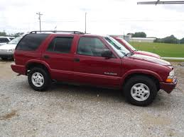 100 Small Utility Trucks 2002 Chevy Blazer LS Sharp Family SUV