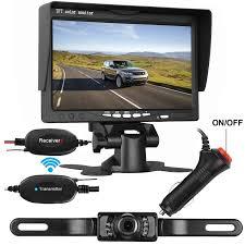 100 Backup Camera System For Trucks Amazoncom LeeKooLuu Wireless For CarSUVVan