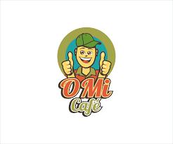 Logo Design By LKstudio For Cafe Icon Retro Theme