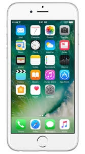 Apple iPhone 6 Silver 16GB Apple Phones Cell Phones