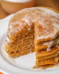 Pumpkin Pancakes W Bisquick by Best Pumpkin Pancakes Lil U0027 Luna