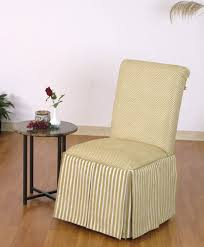 Skirted Parsons Chair Slipcovers by Furniture Etnic Pattern Slipcovers Of Parson Chair Covers