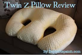 Twin Z Nursing Pillow Review