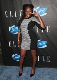 Actress Tiffany Haddish Attends The Women In Comedy Event With July Cover Stars Leslie Jones