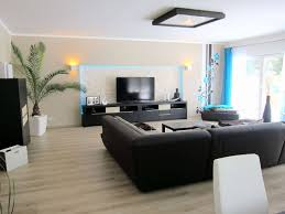 wohnzimmer modern und gemutlich caseconrad