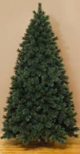 Enchanted Forest 7 5 Downswept Pine Christmas Tree At Menards
