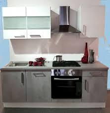 einbauküche mankaflex 5 schiefergrau weiß hochglanz küchenzeile 230 cm ohne e geräte
