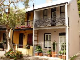 100 Sydney Terrace House A Terrace For All Eras Mater Prize Home