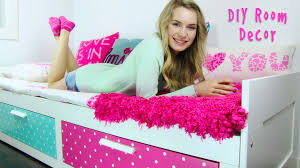 DIY Room Decor 10 Decorating Ideas For Teenagers Wall Pillows Etc