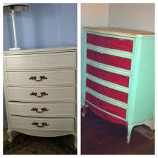 Furniture redo dresser crafternoon Pinterest