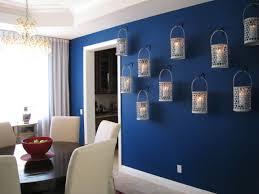 Image Of Modern Blue Dining Room