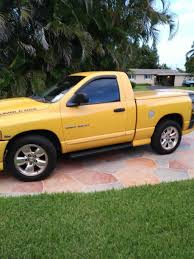 100 Ram 1500 Truck 2005 Used Dodge Rumble Bee Limited Edition For Sale At WeBe